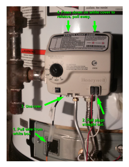 Ao Smith Water Heater Gas Control Valve Best Water